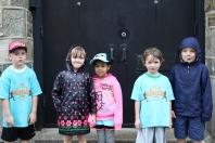 FB Kindergarten Studnet Cheering Section