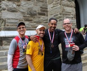 FB Male Running Winners