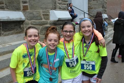 FB SLS Running Club Girl Winners2